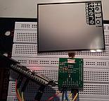 Sharp Memory LCD i ESP32